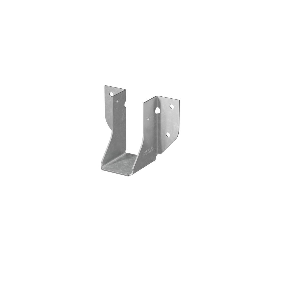 2 in. x 6 in. 14-Gauge Face Mount Joist Hanger