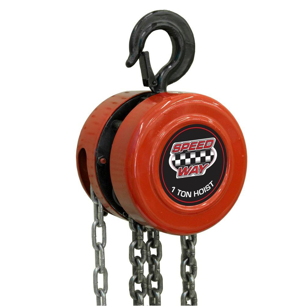 1 Ton Manual Chain Hoist