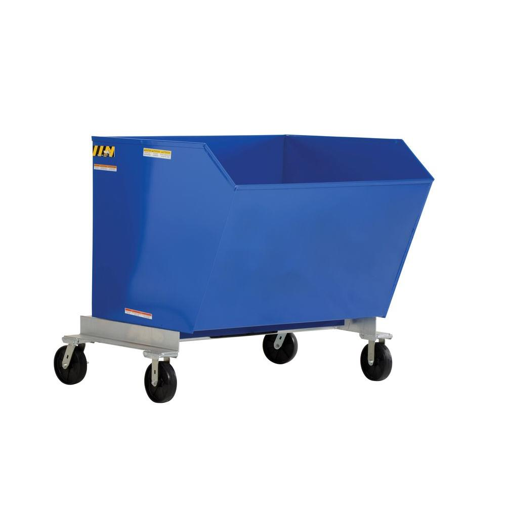 1.5 cu. yd. Tilt Refuse Portable Hopper
