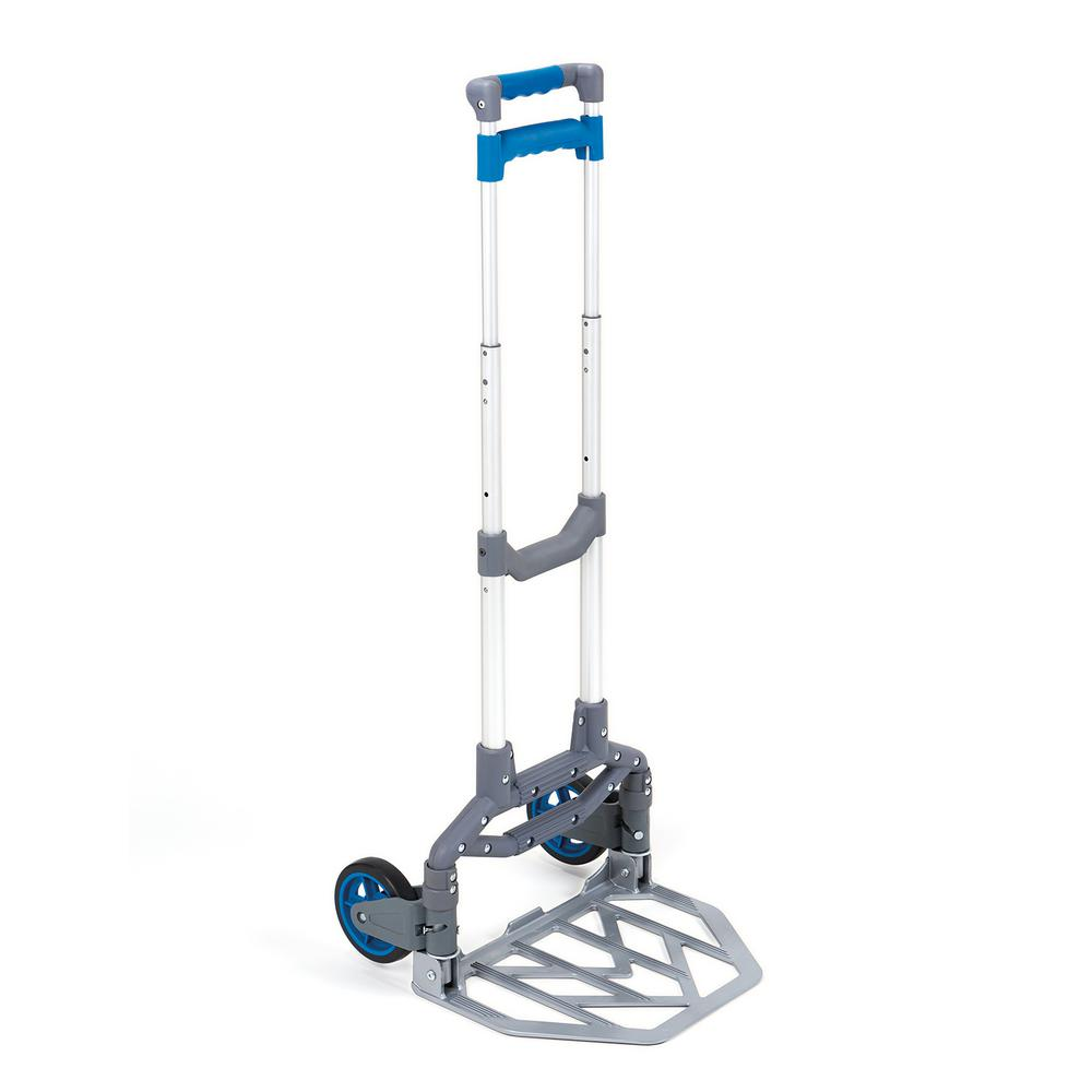 150 lbs. Capacity Heavy-Duty Folding Hand Truck