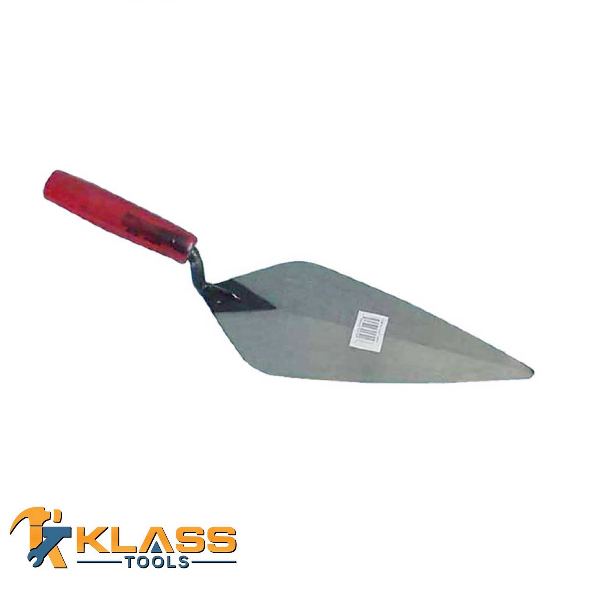 11' Trowel Red Plastic HDL
