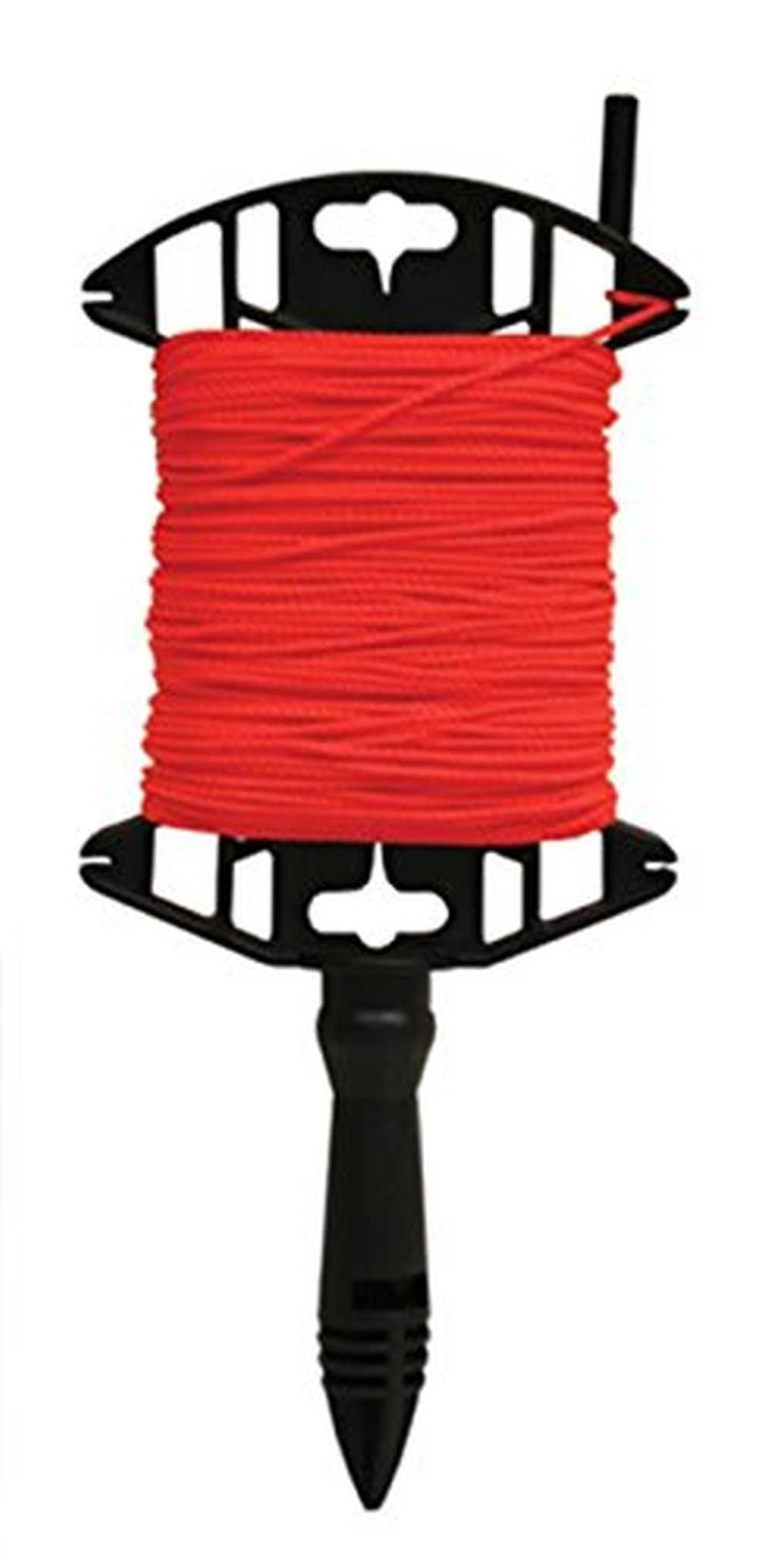 Kraft BC331W Fluorescent Utility Masons Line 250-Feet Winder