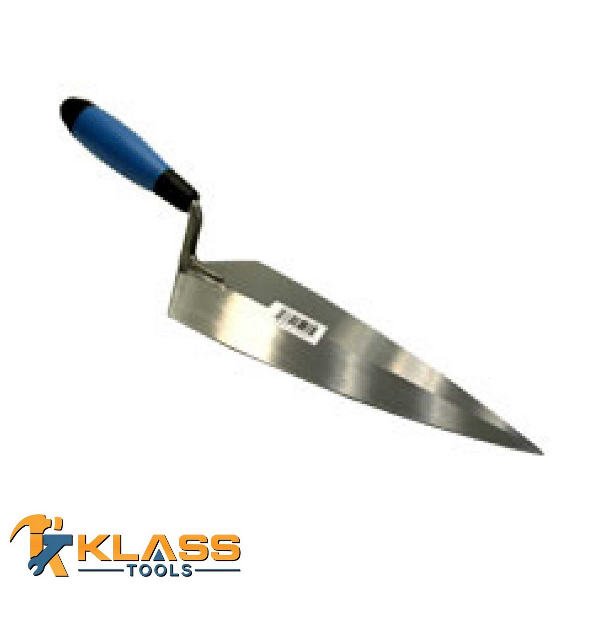 6'X12' Point Trowel TPR HDL